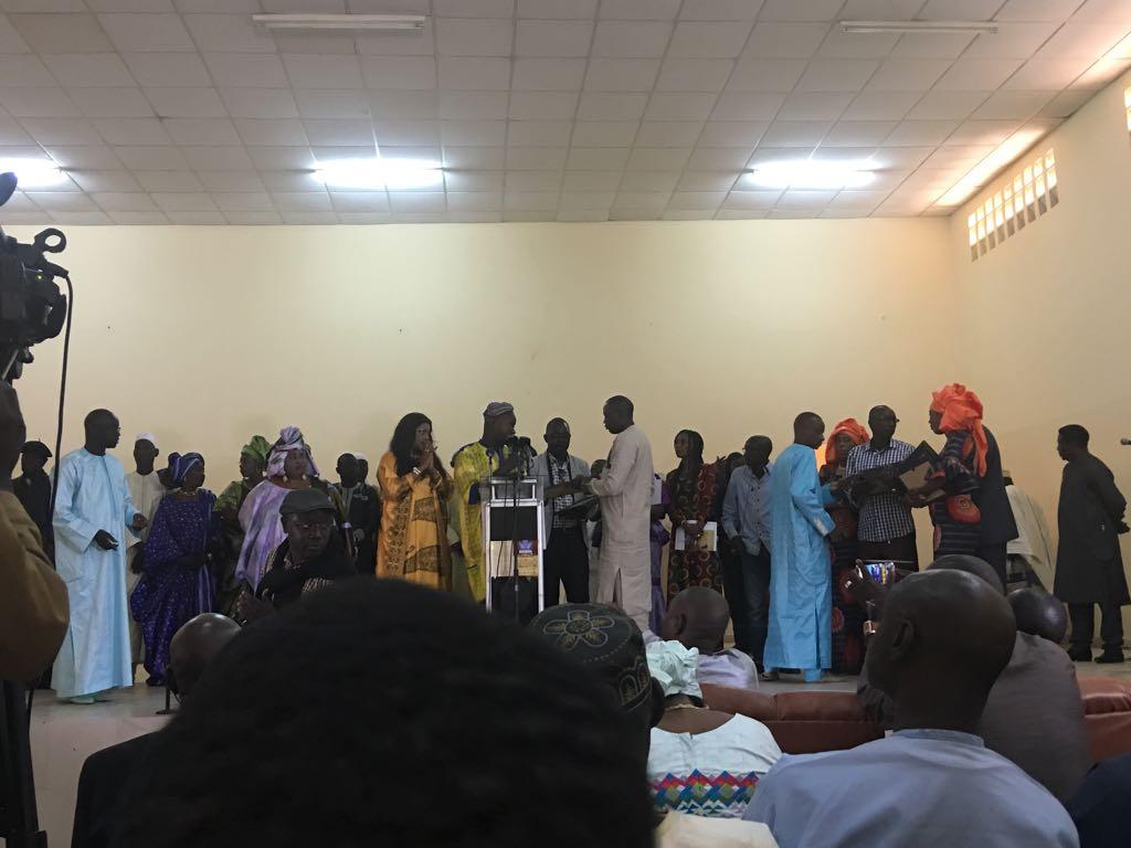 Read more about the article Journée Mondiale du Théâtre au Sénégal : Prestations, émotion, projections et distinctions