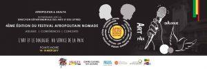 Read more about the article Festival Afropolitain Nomade : les inscriptions sont ouvertes jusqu'au 30 avril 2017.