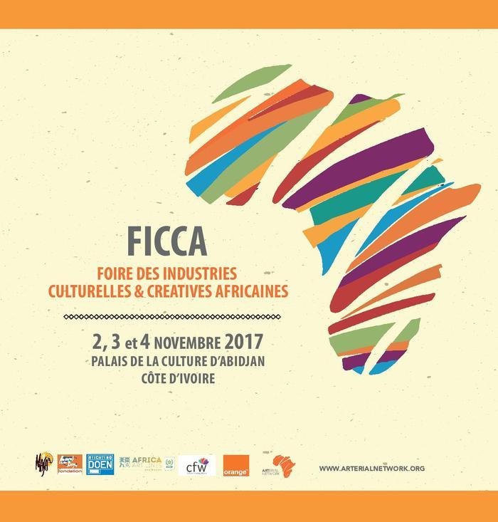 Read more about the article Foire des Industries Culturelles et Créatives Africaines du 2 au 4 novembre 2017 à Abidjan