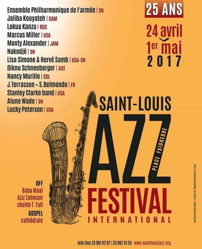 Read more about the article Saint-Louis Jazz en Image
