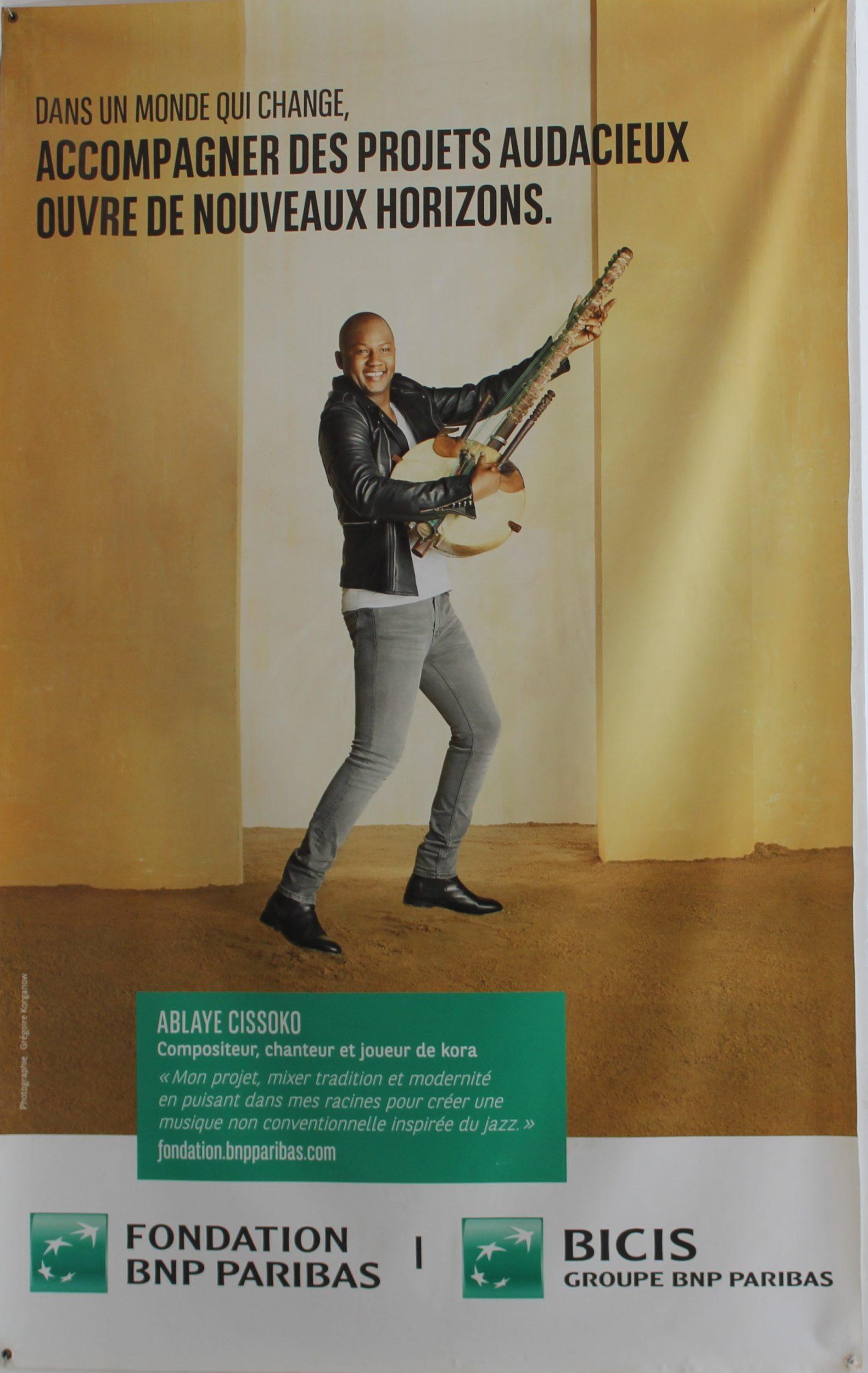 Read more about the article Musique:L'Ecole du joueur de kora Ablaye Cissokho