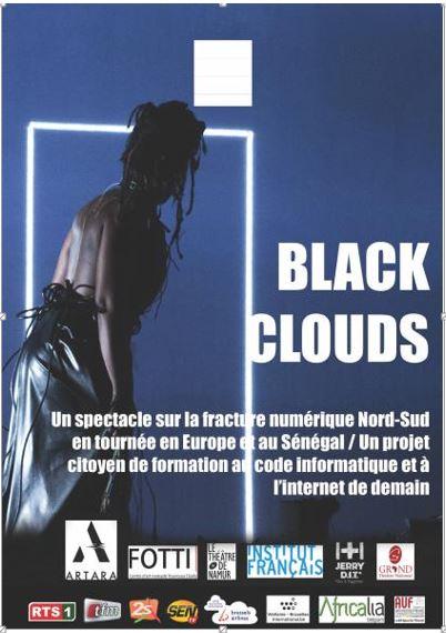 Read more about the article Théâtre: BLACK CLOUDS au Grand théâtre national de dakar