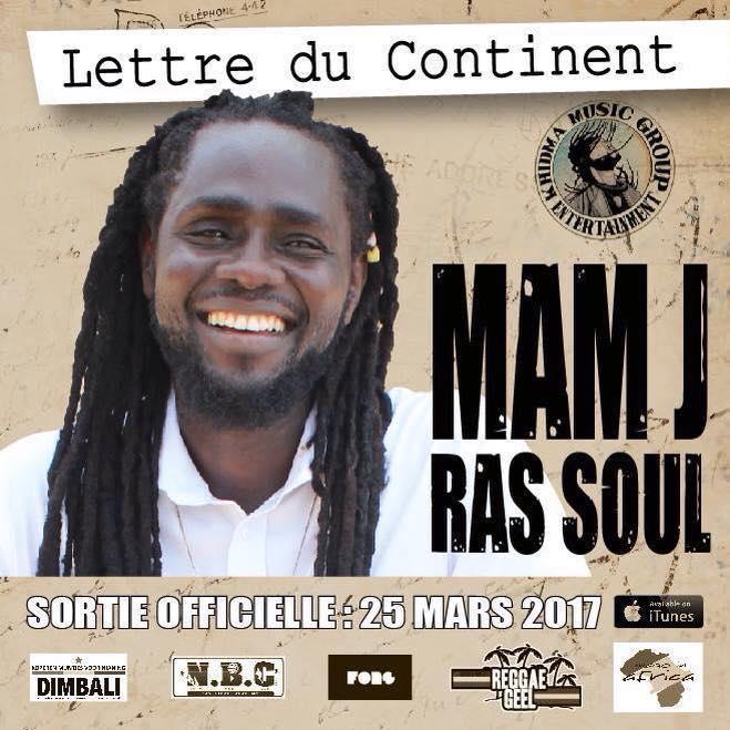 Read more about the article Musique: « LETTRE DU CONTINENT », NOUVEL ALBUM DE MAM J
