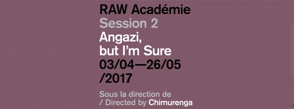 Read more about the article Art: Raw Academie, une proposition alternative de l'éducation artistique