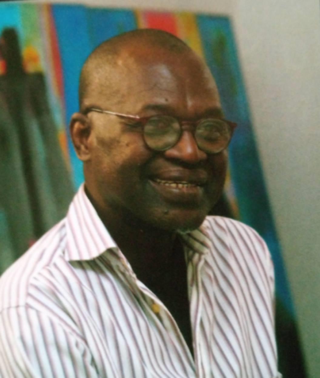 Read more about the article Peinture: Ibou Diouf de l'Ecole de Dakar n'est plus…