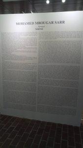 Read more about the article 8e Jeux de la Francophonie : Littérature, le Ndënd de Mbougar
