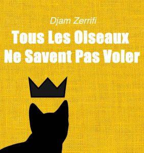 Read more about the article Livre: «TOUS LES OISEAUX NE SAVENT PAS VOLER» Premier roman de Djam Zerrifi