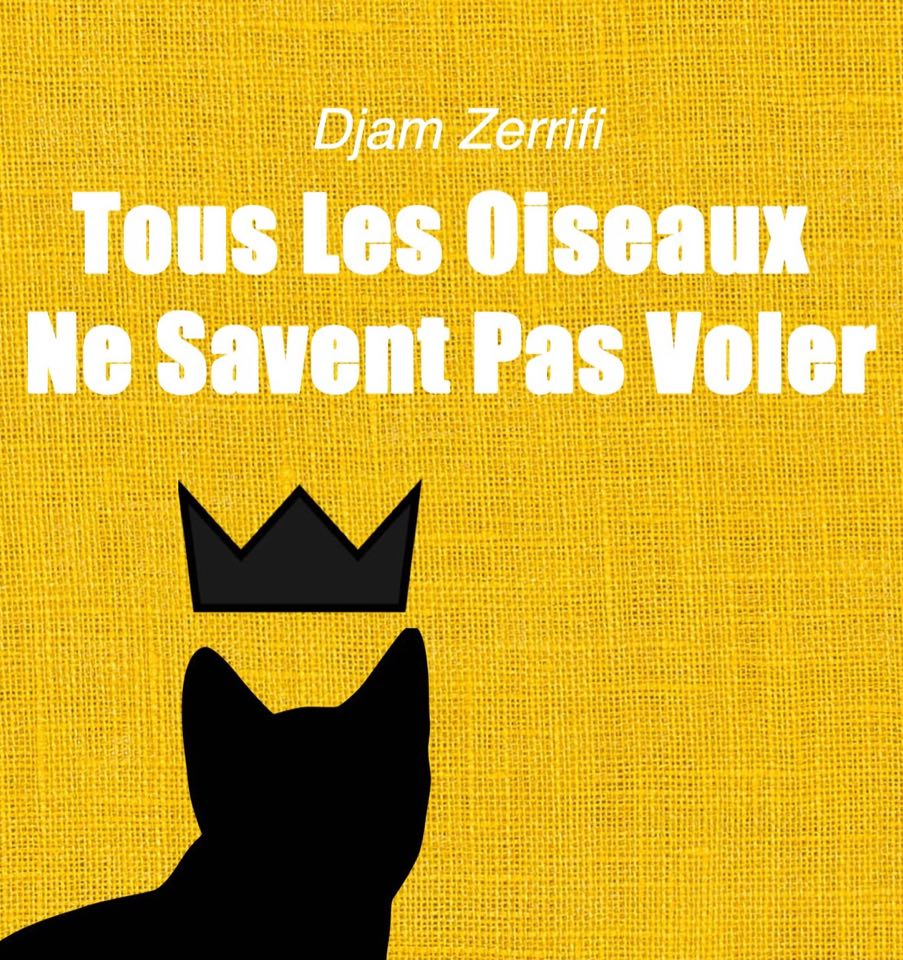 You are currently viewing Livre: «TOUS LES OISEAUX NE SAVENT PAS VOLER» Premier roman de Djam Zerrifi