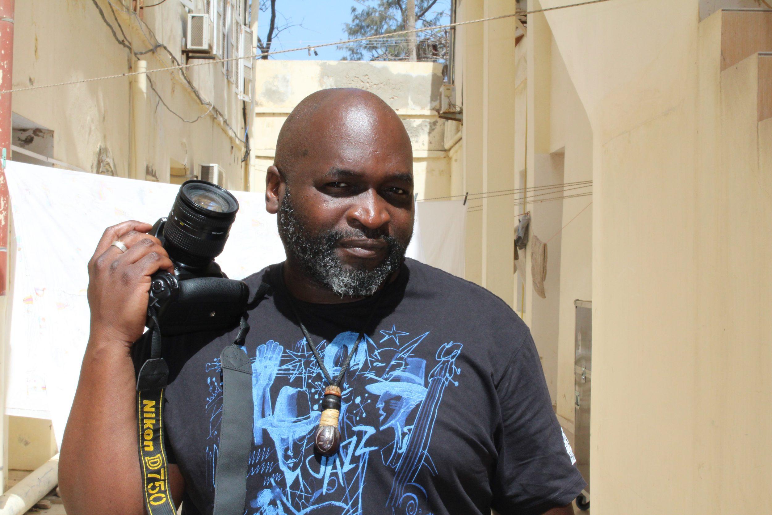 Read more about the article Découverte: Samuel Nja Kwa, journaliste et photographe.