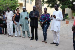 Read more about the article Arts Visuels : Jonction à Dakar