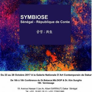 Read more about the article Exposition : Symbiose Sénégal – République de Corée