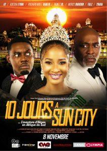 """Read more about the article """"10 Jours À Sun City"""", La Comédie Romantique De L'Été Au Nigéria"""