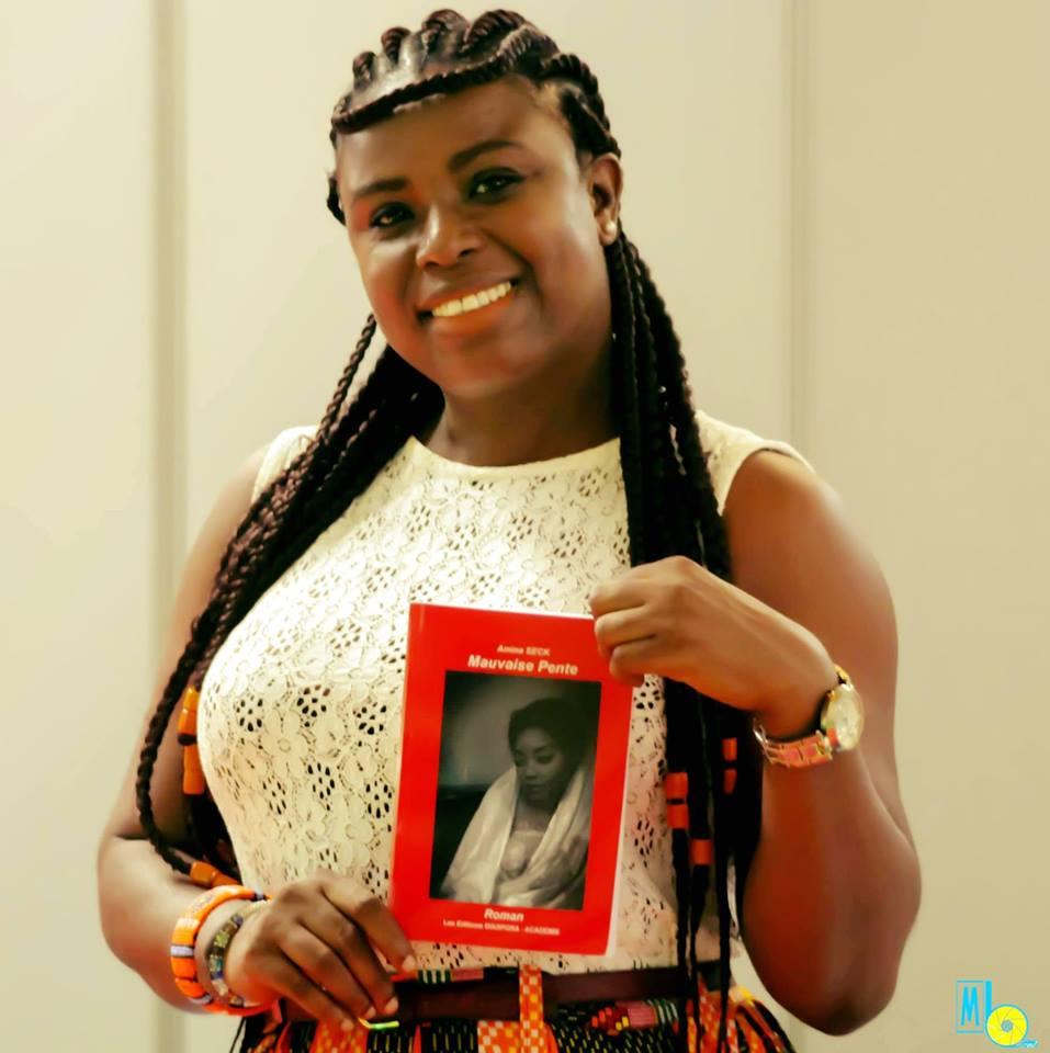 Read more about the article Littérature : Mauvaise pente de Amina Seck