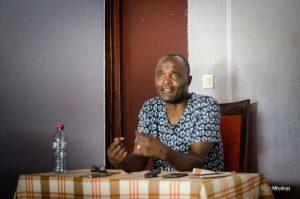 Read more about the article RDC: Aimé MPANE, des mathématiques à l'art