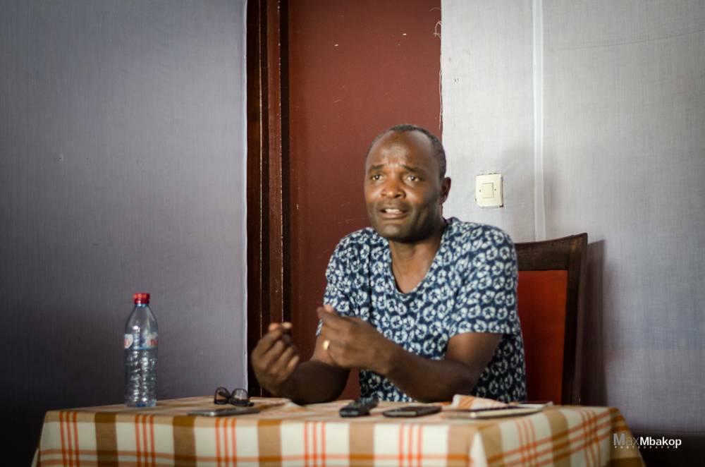 You are currently viewing RDC: Aimé MPANE, des mathématiques à l'art