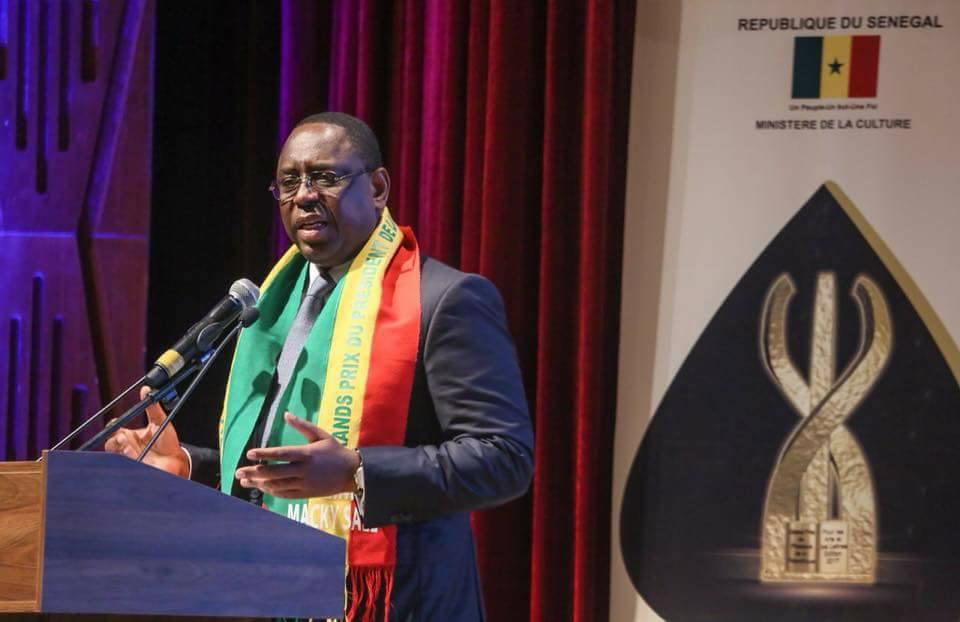 You are currently viewing Sénégal: Grands prix des Arts et des Lettres