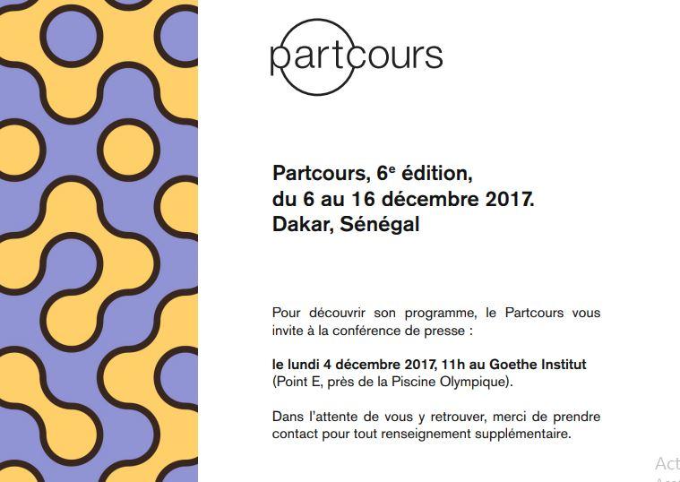 Read more about the article Sénégal : 6e Edition Partcours