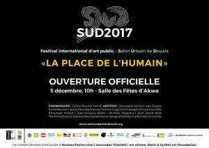 Read more about the article Arts visuels: Le Projet SUD de Doual'art, Edition 2017