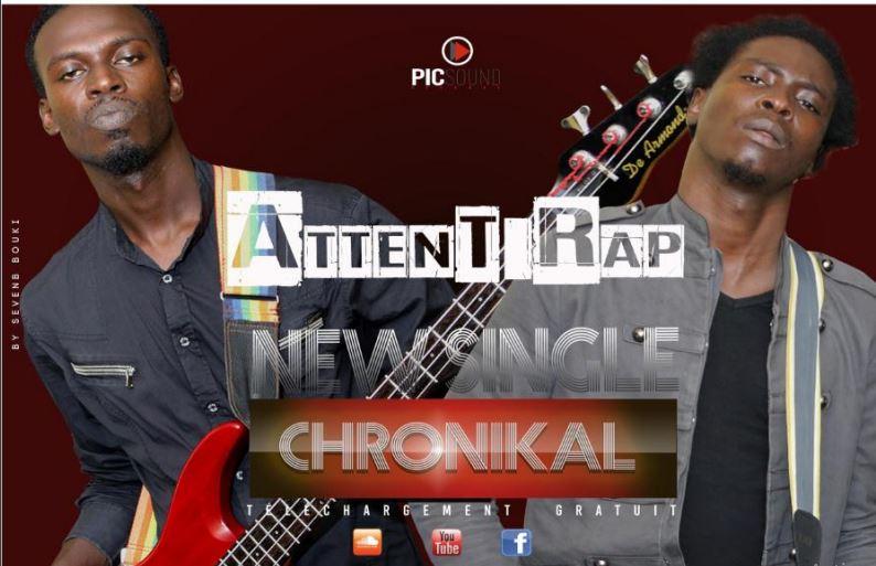 Read more about the article Musique : Chronikal pour le retour sur scène d'Attentat Rap