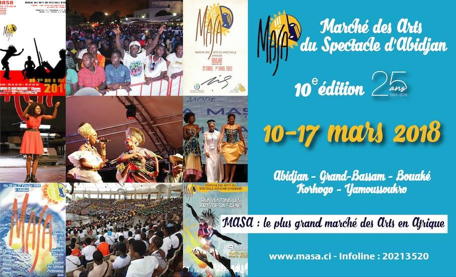 Read more about the article Masa 2018 : Liste des sélectionnés pour le festival dévoilé