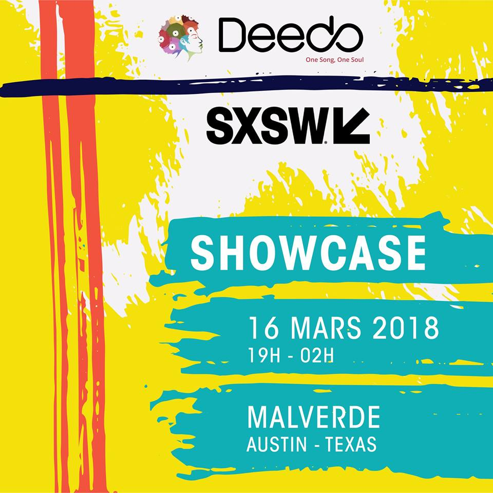 You are currently viewing Interview : Deedo au SXSW