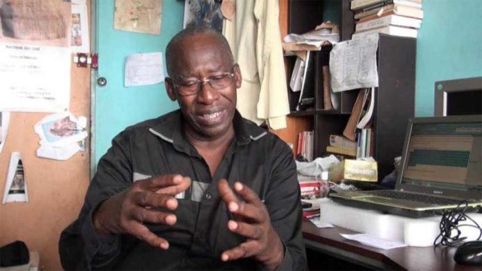 You are currently viewing Entretien avec le Pr Ibrahima Sow, Directeur du Laboratoire de l'imaginaire, Chercheur à l'IFAN Ch. A. Diop