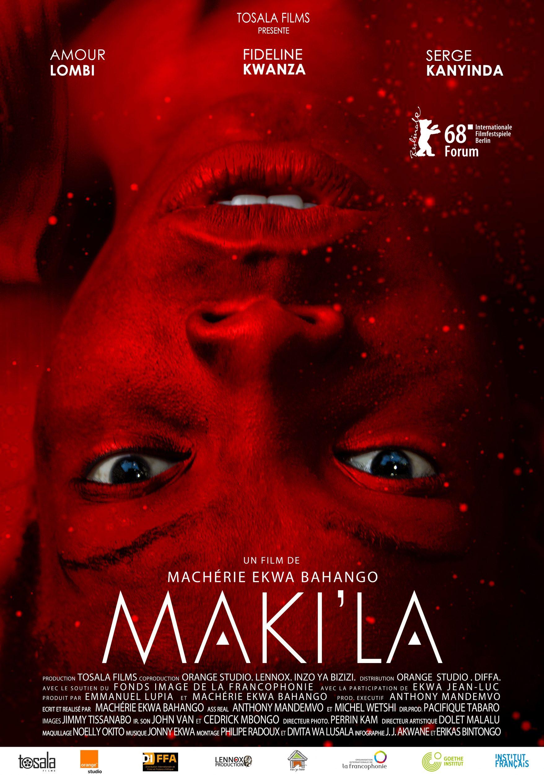 Read more about the article Cinéma: MAKI'LA dans la section forum de la Berlinale 2018
