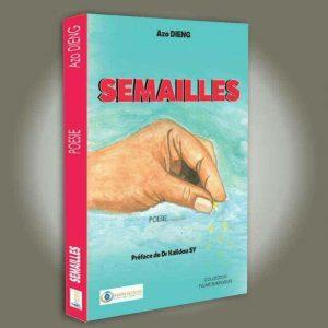 Read more about the article Littérature: Semailles ou la parabole des mots d'Azo DIENG lu par J. CORREA