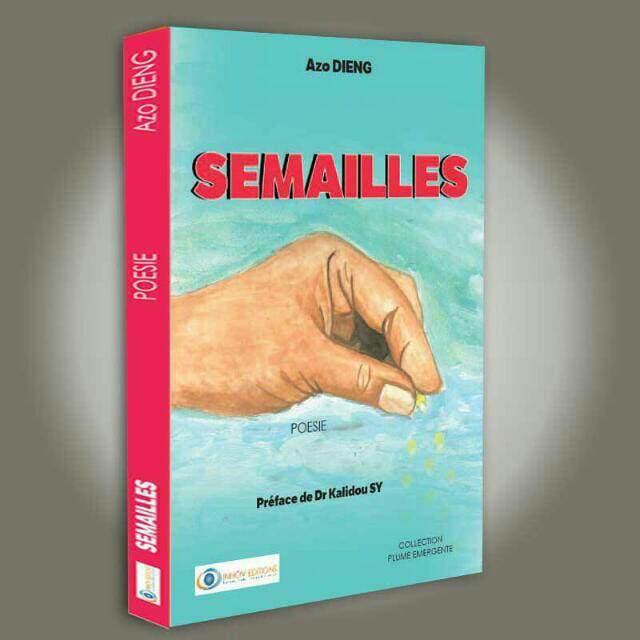 You are currently viewing Littérature: Semailles ou la parabole des mots d'Azo DIENG lu par J. CORREA