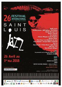 Read more about the article Saint Louis Jazz : Programmation de la 26e édition