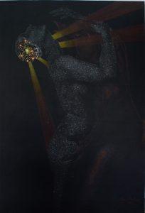 Read more about the article Peinture : Punch Mak dévoile le chapitre 1 de la source de lumière
