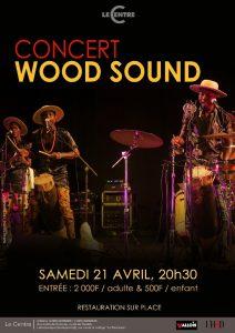 Read more about the article Bénin: Le groupe Wood Sound sur scène, percussions et fusions musicales au rendez-vous