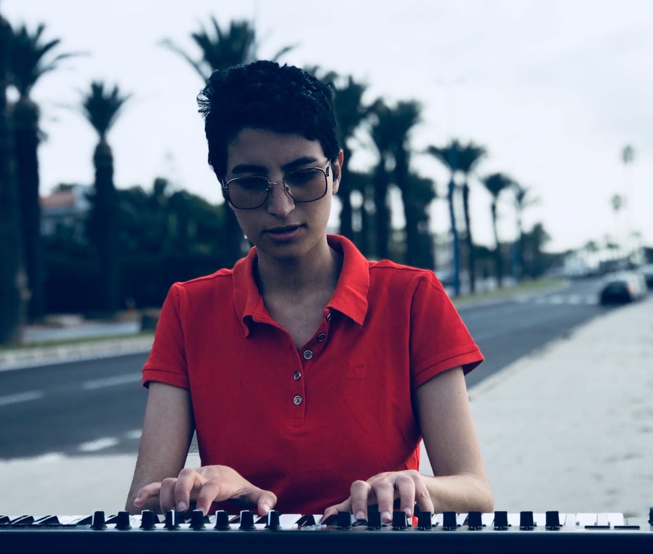 You are currently viewing Maroc : Fatine Moubsit, mots et mains levés pour le Slam!