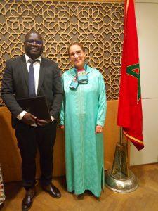 """Read more about the article Maroc : Intégration culturelle africaine """"L'Assemblée Nationale soutiendra les initiatives du Centre culturel africain"""""""