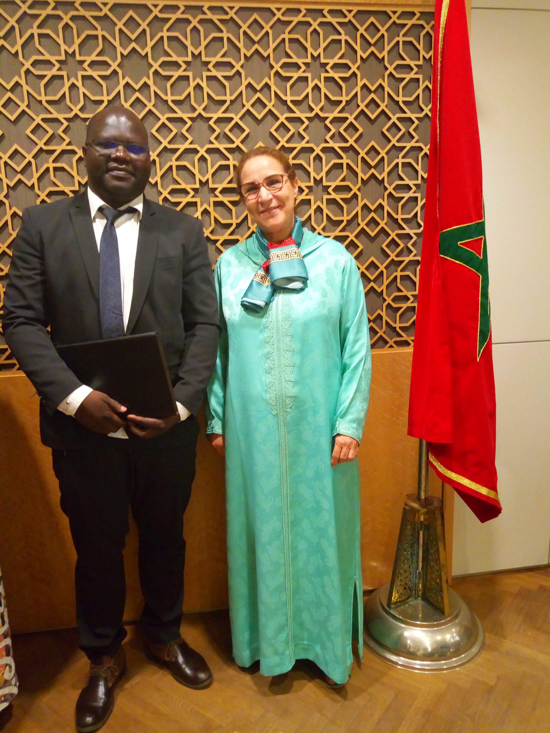 """You are currently viewing Maroc : Intégration culturelle africaine """"L'Assemblée Nationale soutiendra les initiatives du Centre culturel africain"""""""