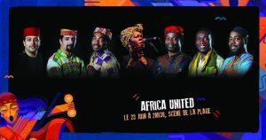 Read more about the article Musique et développement en Afrique «Africa United»: un exemple réussi d'intégration culturelle au Maroc