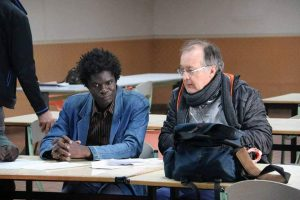Read more about the article De la musique au cinéma ? Pour Moustapha NAHAM, une question d'opportunité et de feeling