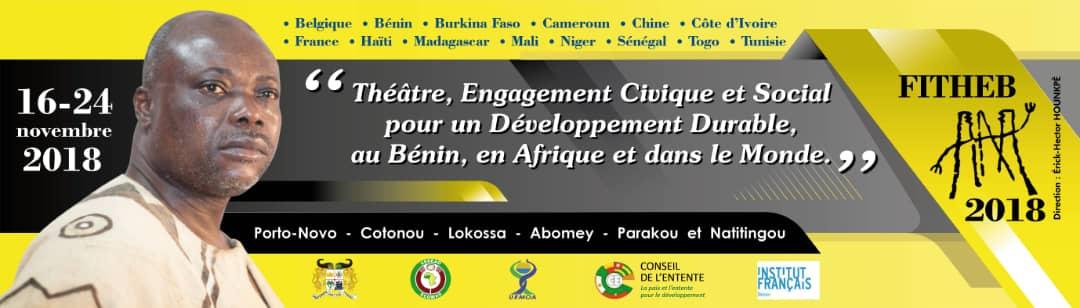 Read more about the article Organisation Du Fitheb 2018 : Erick-Hector Hounkpè Dévoile Le Contenu Du Programme Officiel