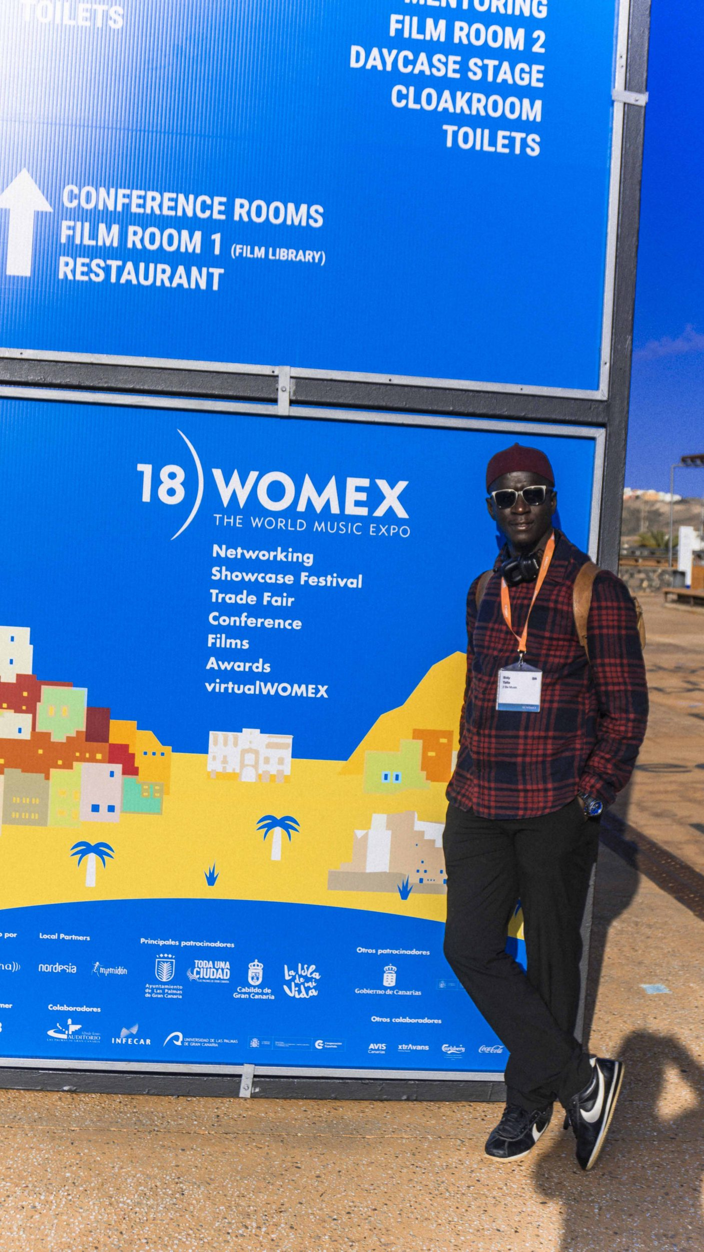 You are currently viewing Womex 2018 : participation sénégalaise vue par Sidy TALLA