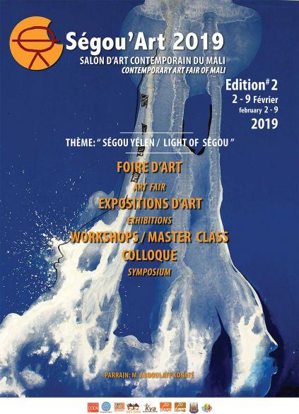 Read more about the article Ségou'Art 2019 : Formation à la critique d'art pour mieux lire la création artistique