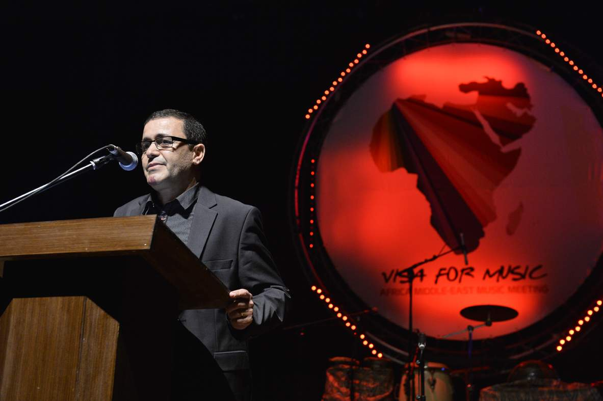 """Read more about the article Entretien: #5 Edition """"Visa For Music"""", les fonds le problème majeur selon le Directeur Brahim El Mazned"""