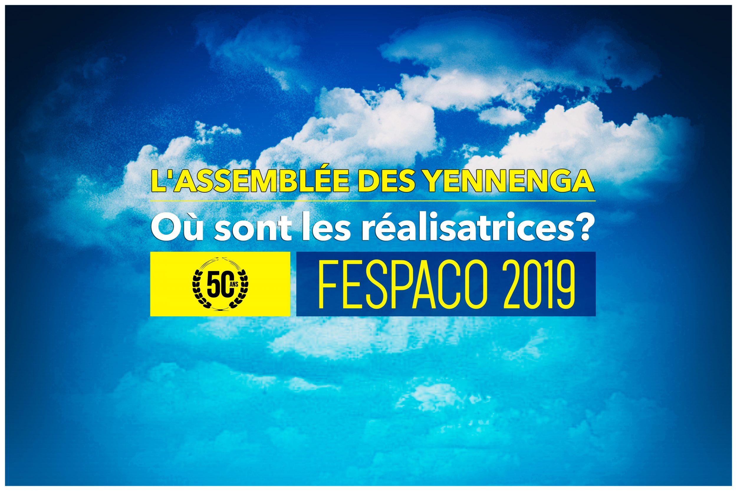 Read more about the article L'assemblée des Yennenga : Où sont les réalisatrices ?