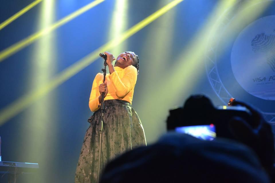 Read more about the article Arrêt sur les grands shows du 5è Visa For Music: Ambiance de folie avec Lornoar à Rabat