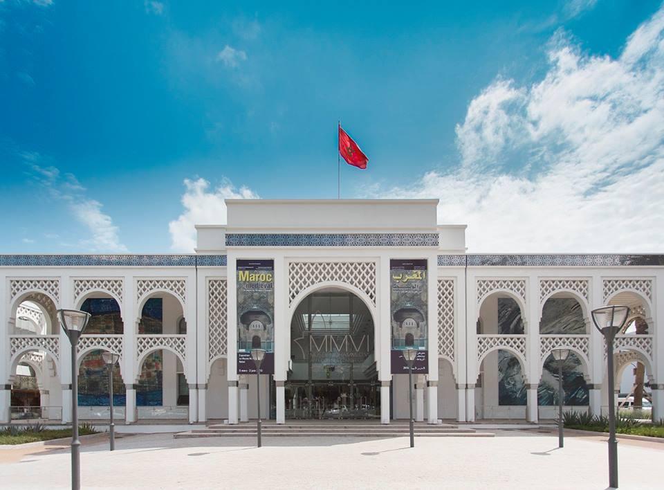 """Read more about the article Consacrée exclusivement aux artistes femmes, la Biennale d'art contemporain de Rabat veut """"réécrire le monde"""""""