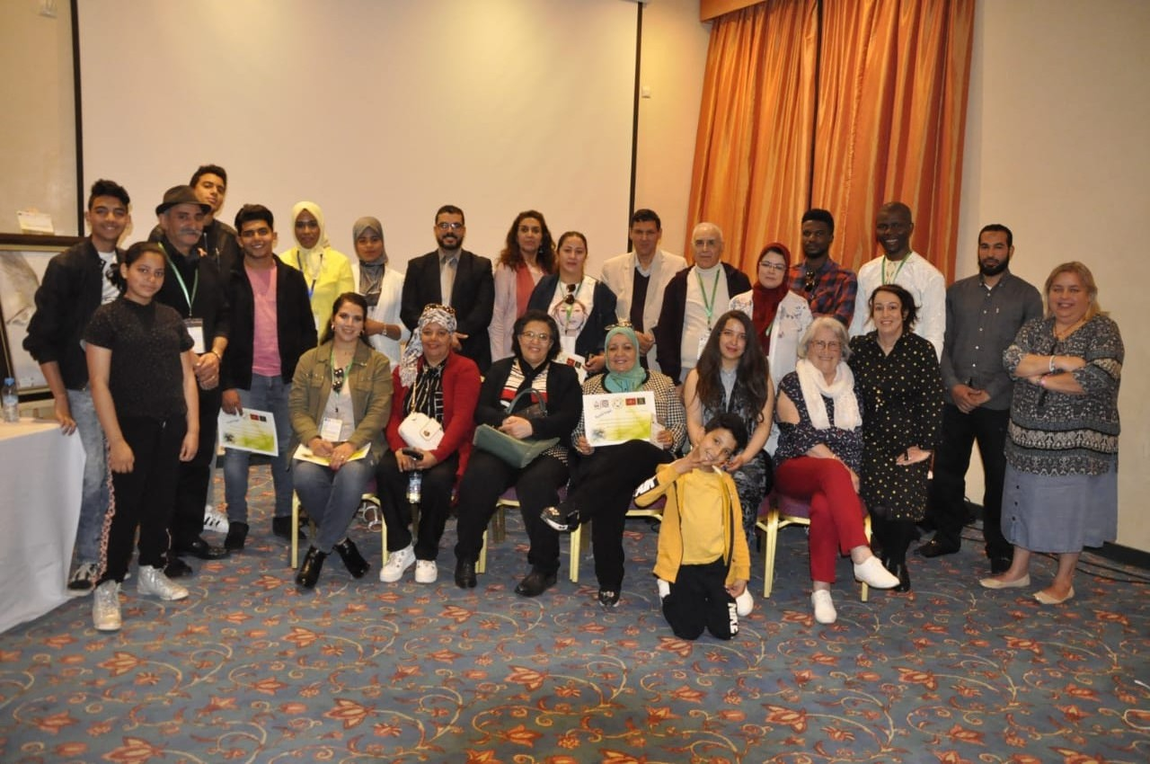 Read more about the article 3ème édition du Salon International des Arts et de la Culture à Marrakech
