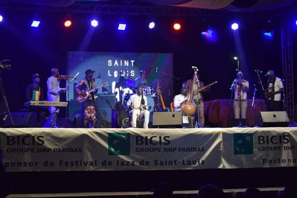 Read more about the article 27e Festival de Jazz de Saint – Louis  Belle leçon de l'Orchestre national