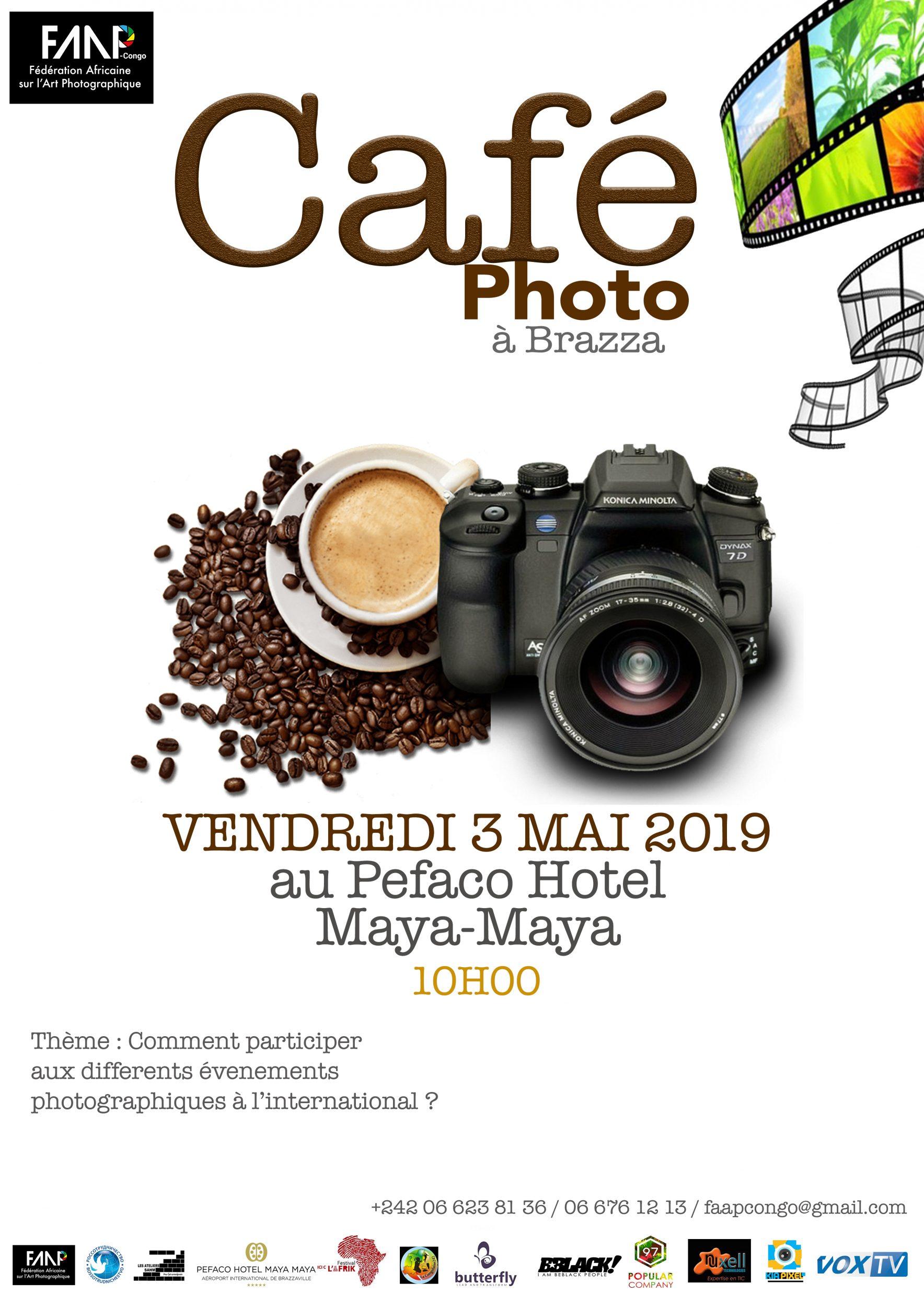 You are currently viewing Un « Café photographique » pour la Faap Congo