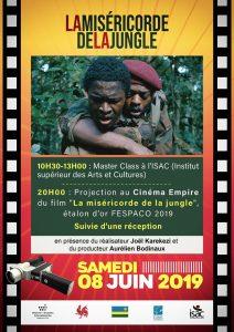 Read more about the article Cinéma: ''La Miséricorde de la Jungle'' à Dakar