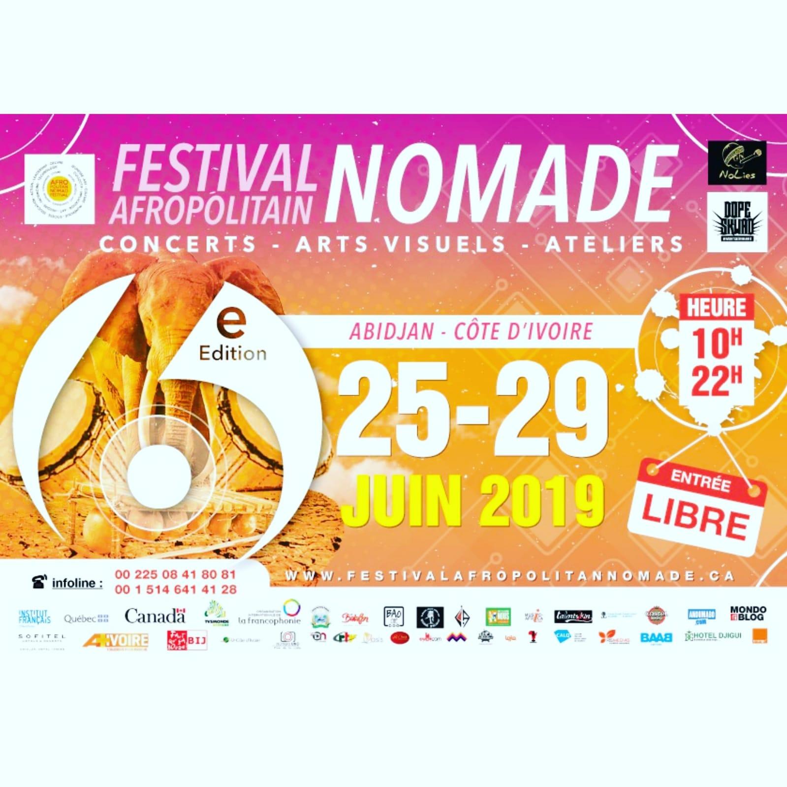 Read more about the article Le Festival Afropolitain Nomade, un Festival des Arts en Afrique !