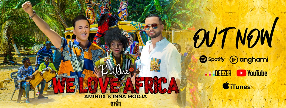 Read more about the article RedOne rend hommage au continent africain